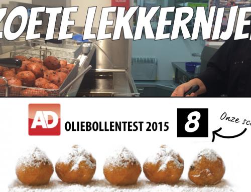 AD Oliebollentest 2015 | Zoete Lekkernijen